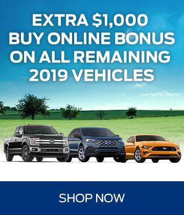 2019 Online Bonus