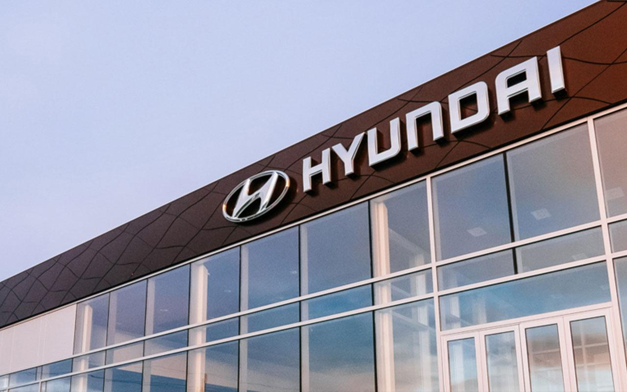 Hyundai Canada building
