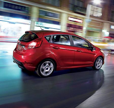 Ford Fiesta Exterior