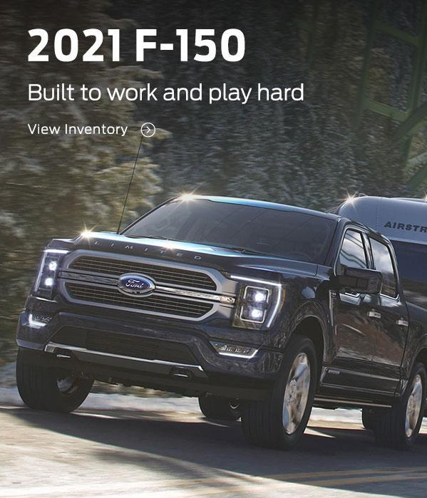 2021 F-150