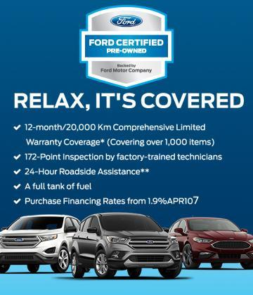 New & Used Ford Cars, Trucks & SUVs Dealership in Hawkesbury