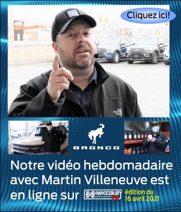 Hawkesbury Ford TV