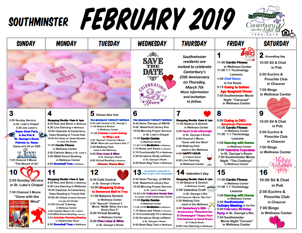 Southminster Feb 2019