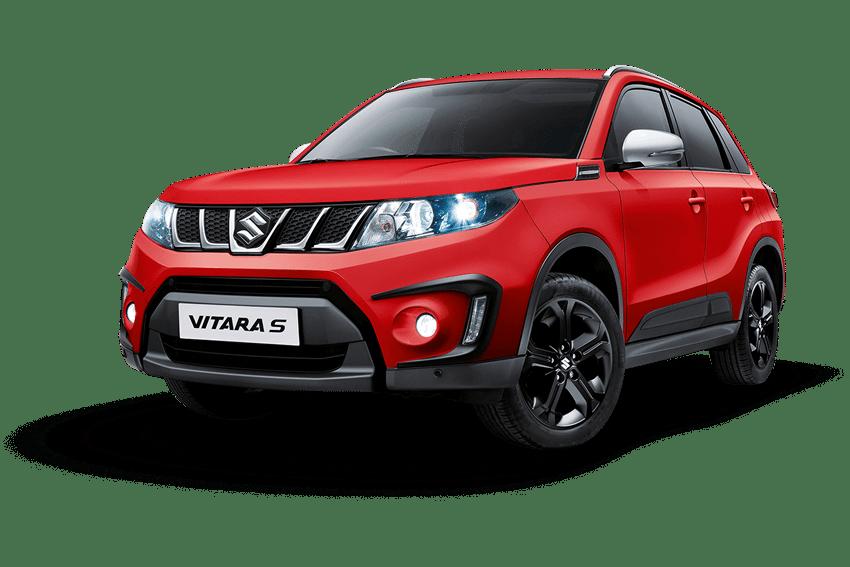 2017 Suzuki Vitara S