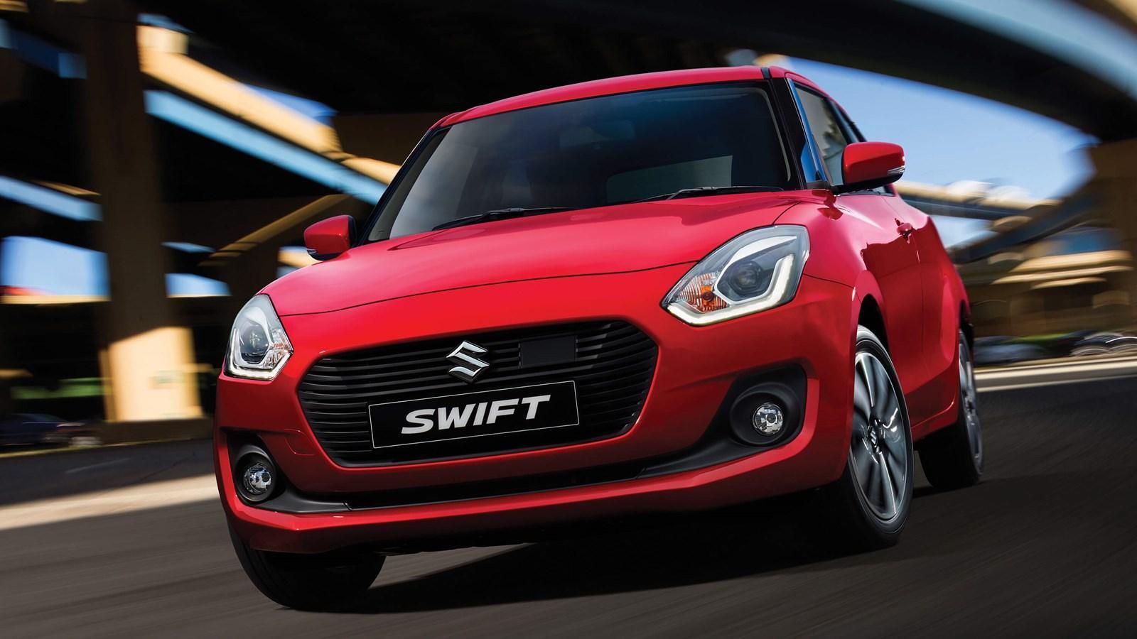 New Suzuki Swift 2017
