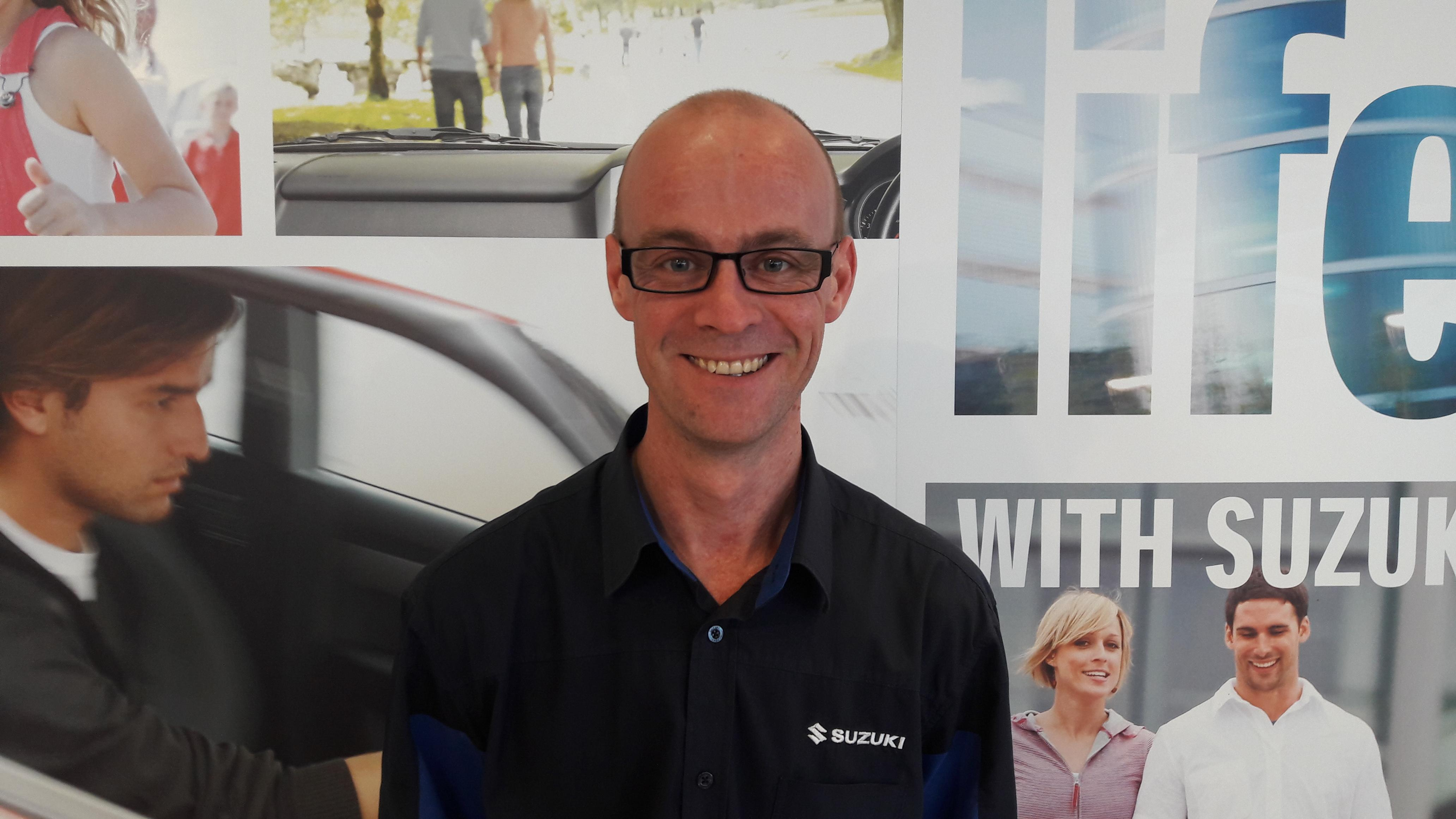 Paul Carr, Service Advisor