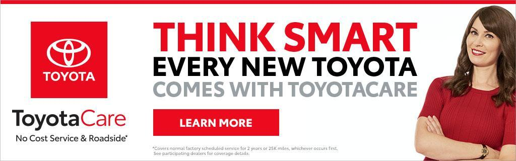 ToyotaCare In Market Dec 2018