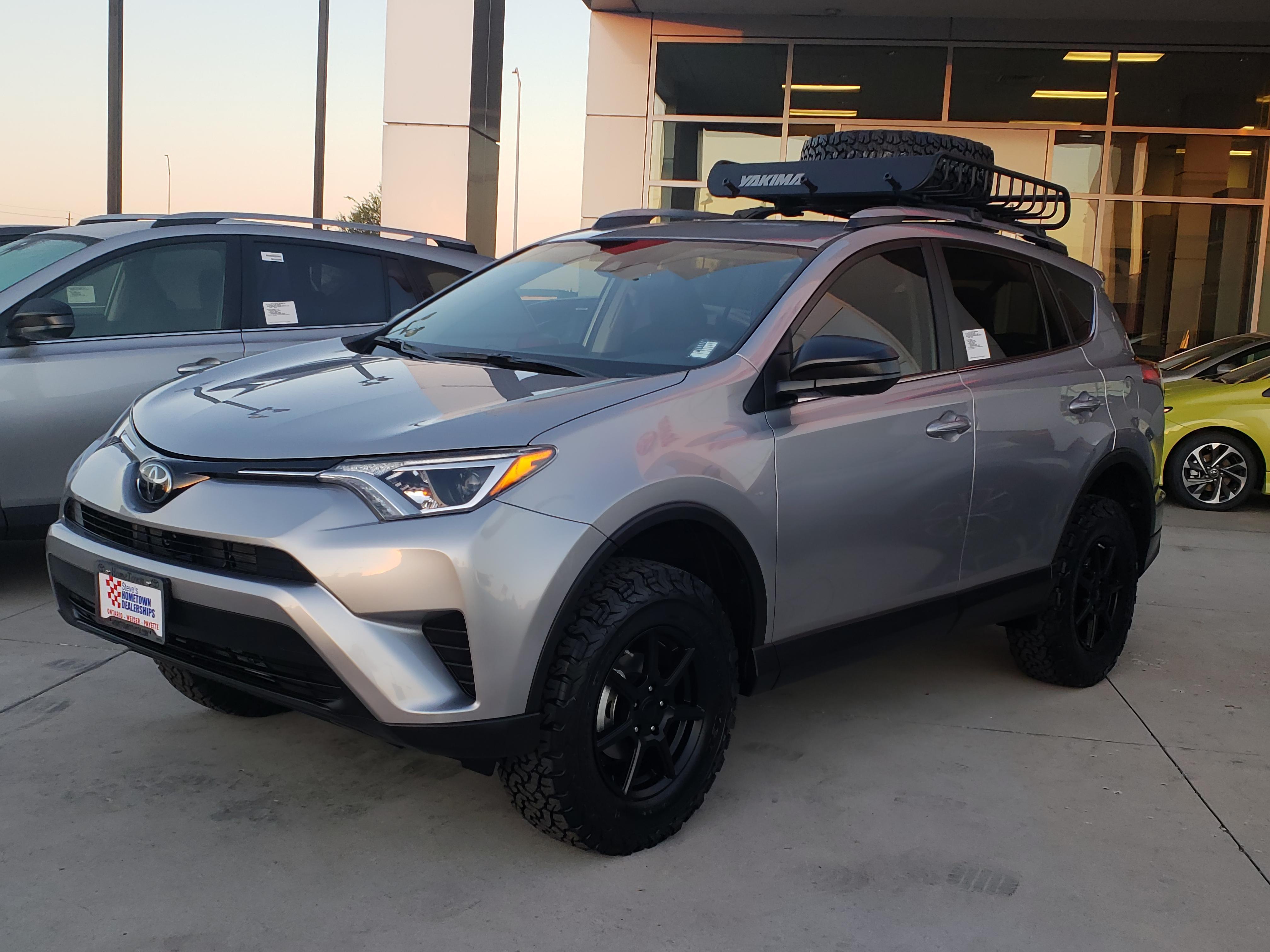 Hometown Toyota Accessories