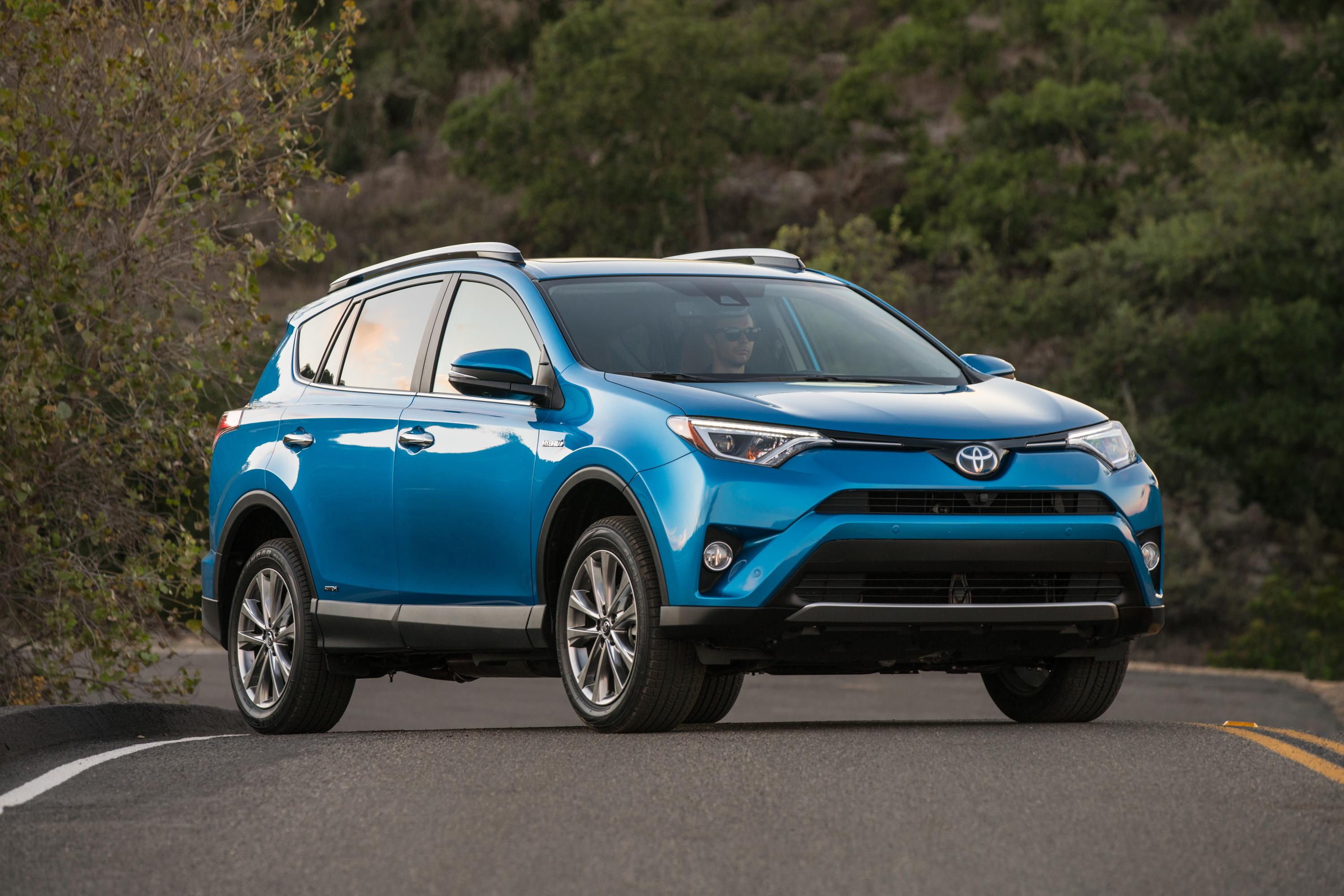 2017 Toyota Rav4 Hybrid At Hometown Toyota Near Boise