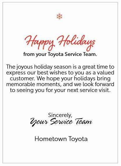 Hometown Toyota