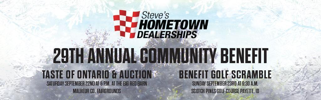 29th Annual Community Benefit