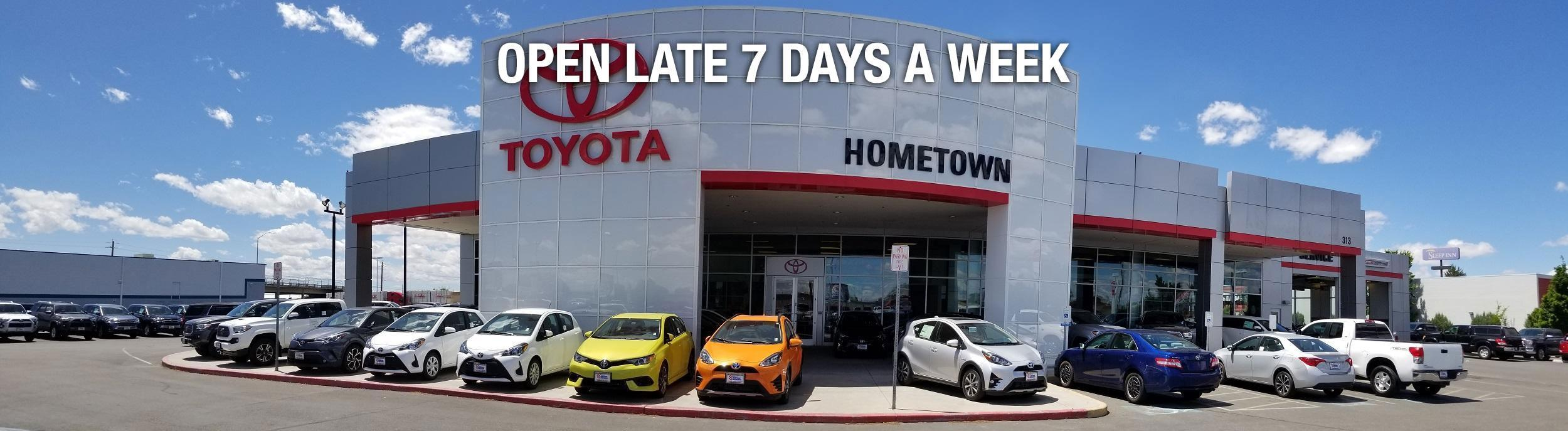 Hometown Toyota