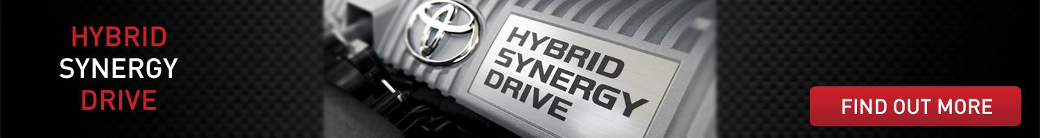 Hybrid Synergy Drive - Hometown Toyota
