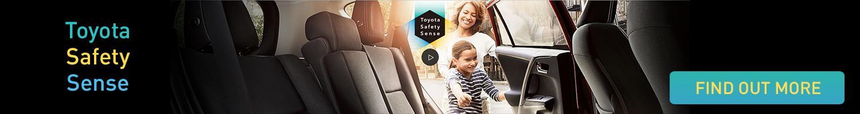 Toyota Safety Sense - Hometown Toyota
