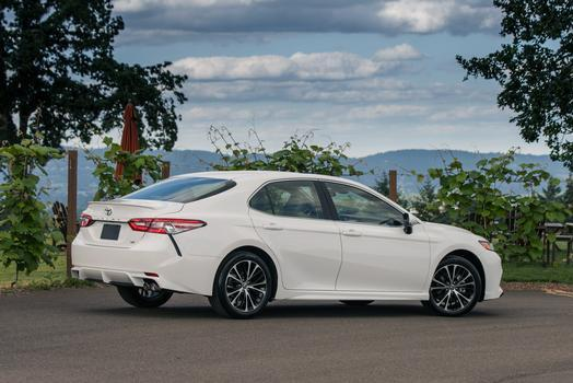 2019 Toyota Camry for Sale in Ontario
