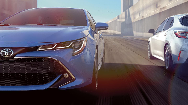 2019 Toyota Corolla Hatchback - NY Auto Show