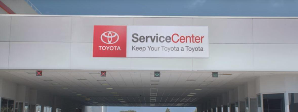 Service Your Toyota at Hometown Toyota