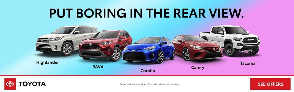 Hometown Toyota Offers