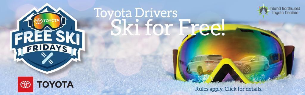 Toyota Free Ski Dec 2018