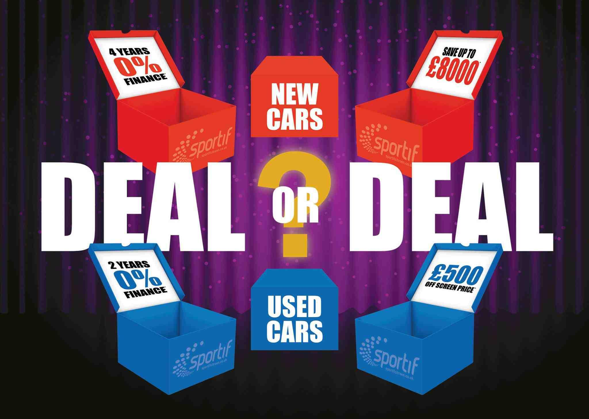 Deal or Deal Event