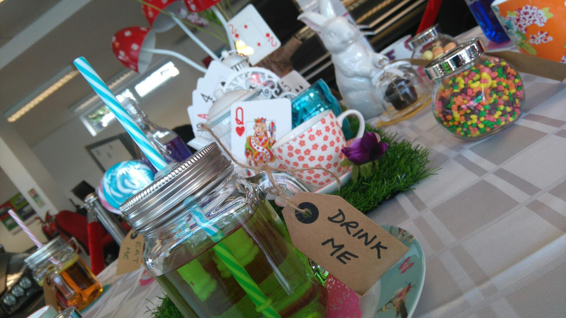 Mad Hatter's Tea Party Sale