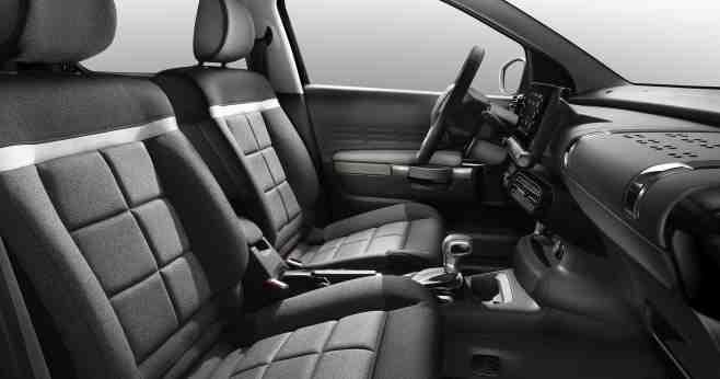 New Citroën C4 Cactus Hatch Unveiled