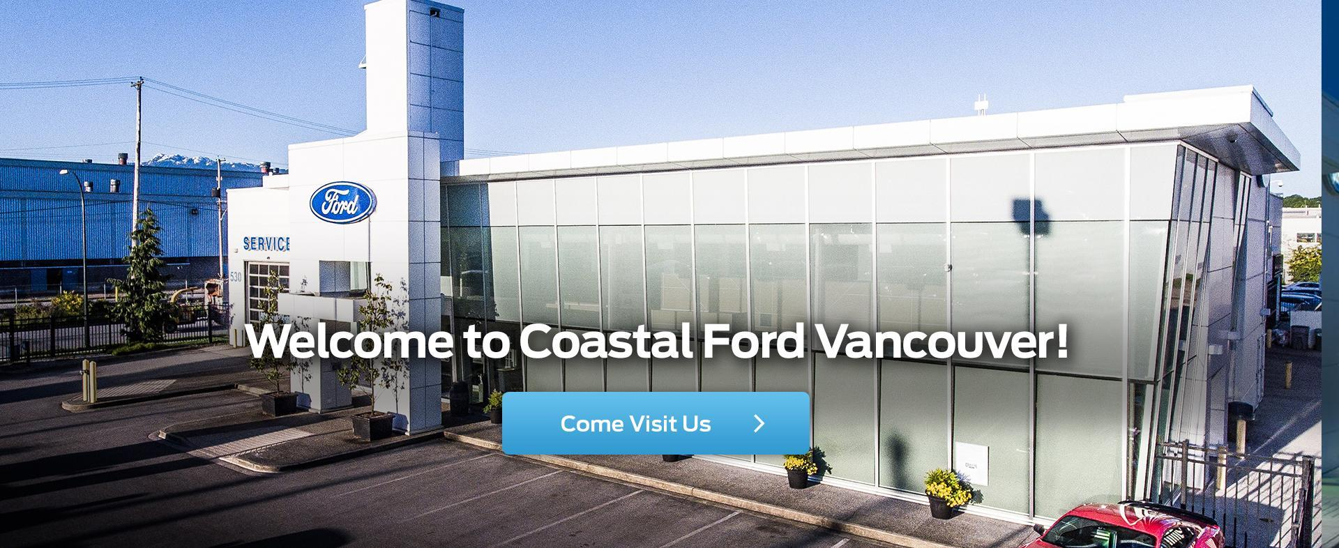 New & Used Ford Cars, Trucks & SUVs Dealership in Vancouver, BC