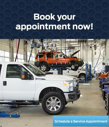 Ford Home Schedule Service