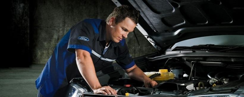 Ford Technicians Fort McMurray Fort McKay image