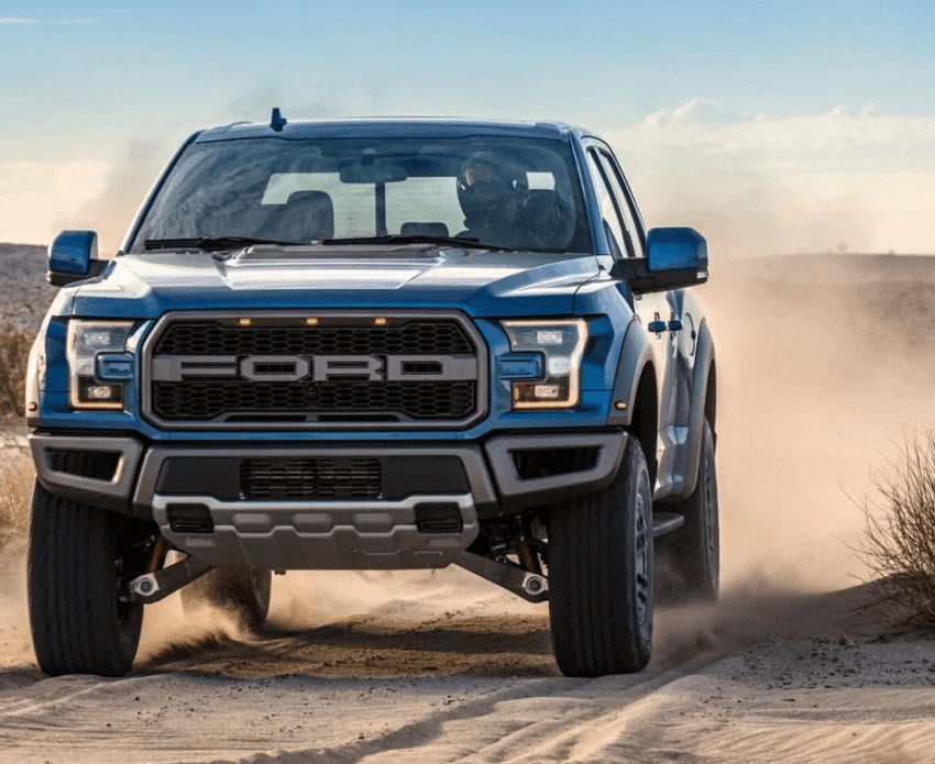 Ford 2020 F-150 Raptor image