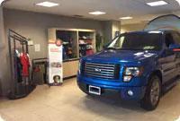Ford Service & Parts Department image