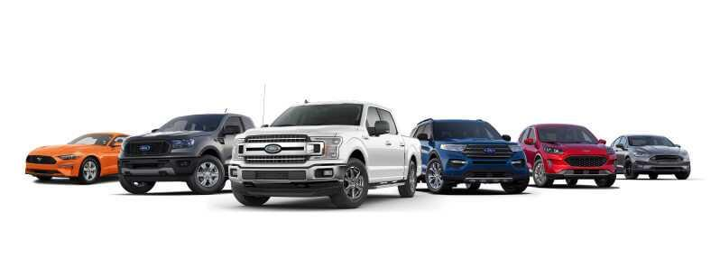 Ford & Lincoln Build and Price Ford Lineup