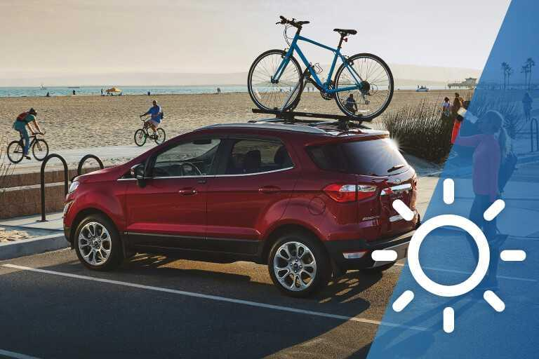 The right tires for every Ford. And every climate : All-Season Tires