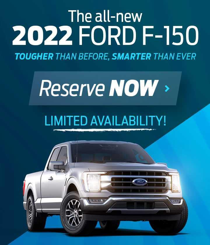 2022 F-150