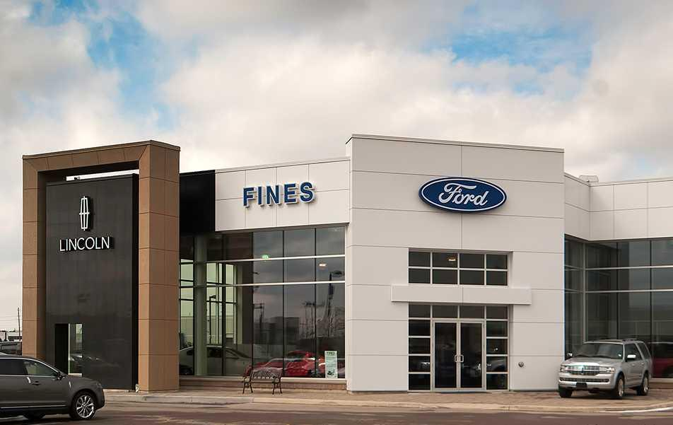 Ford & Lincoln dealership