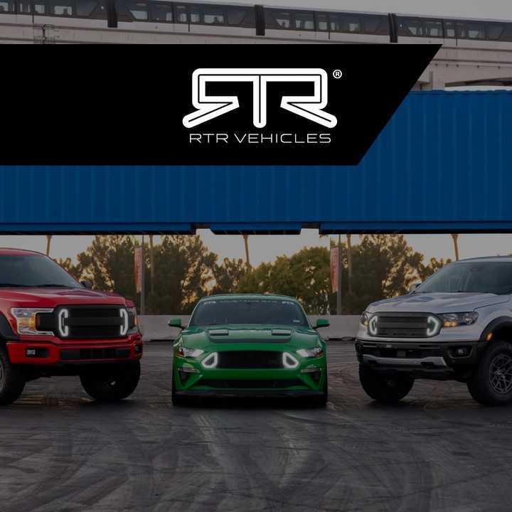 RTR Vehicles