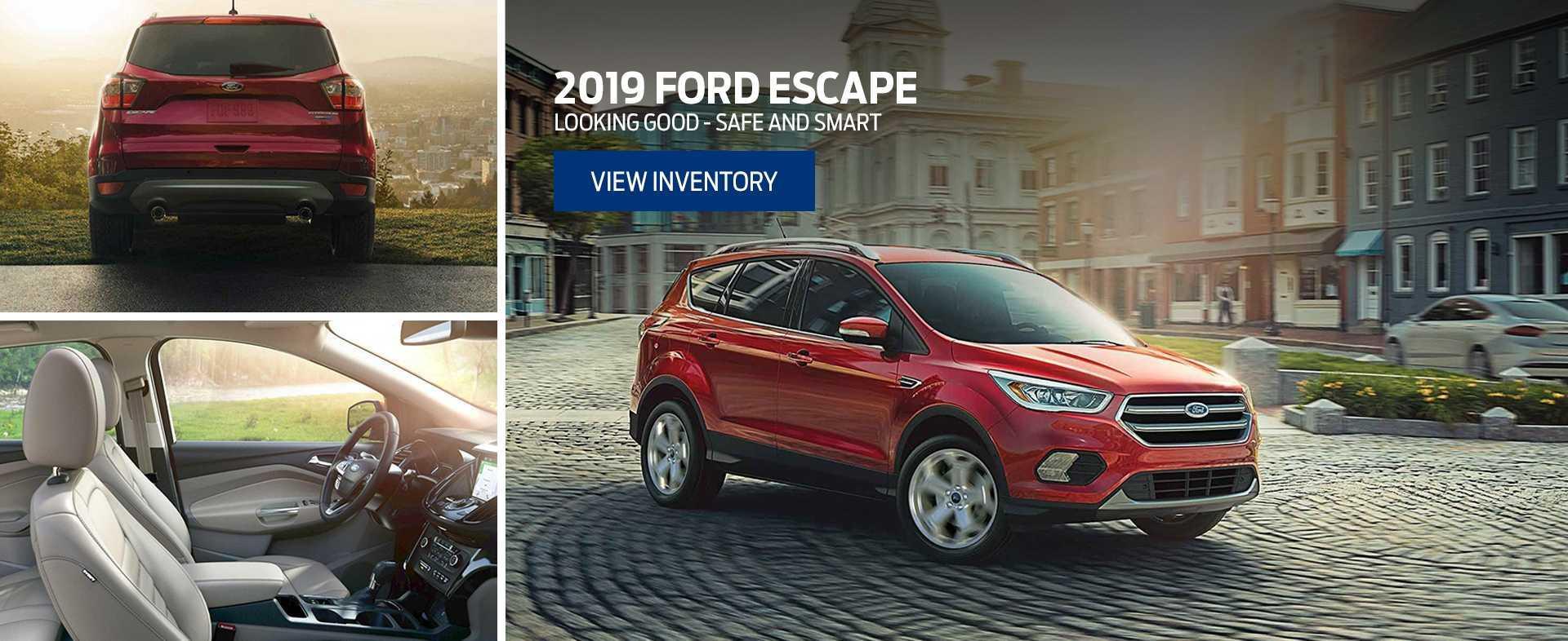 Ford & Lincoln Home 2019 Ford Escape