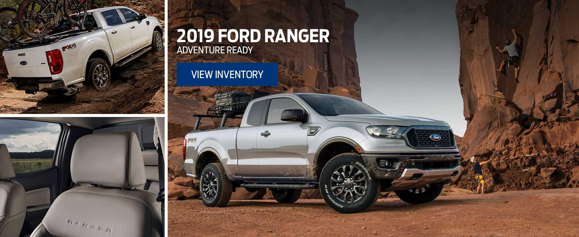 Ford & Lincoln Home 2019 Ranger