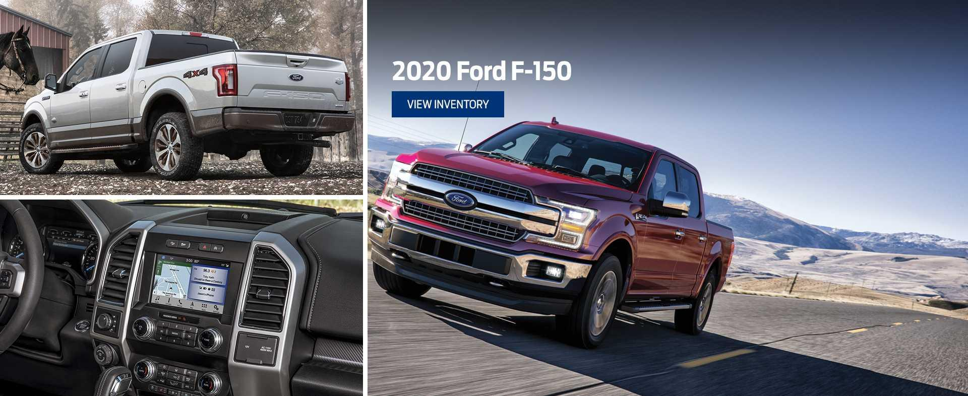 Ford & Lincoln Home 2020 Ford F-150