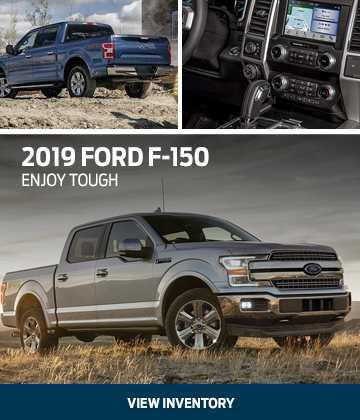 Ford & Lincoln Home 2019 F-150