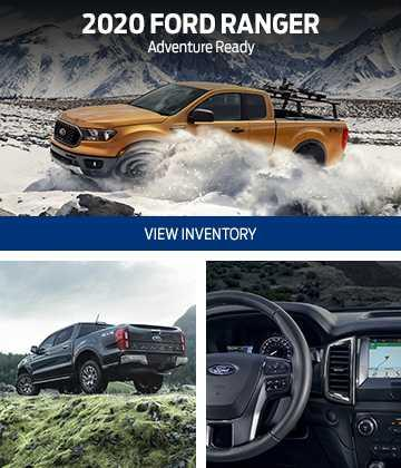 Ford & Lincoln Home 2020 Ranger