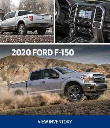 Ford & Lincoln Home 2020 F-150
