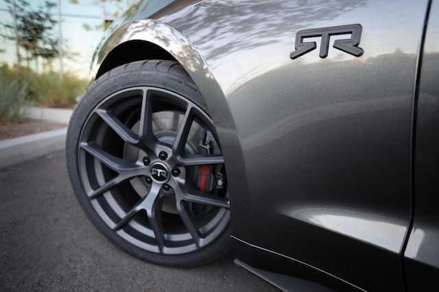 Mustang RTR