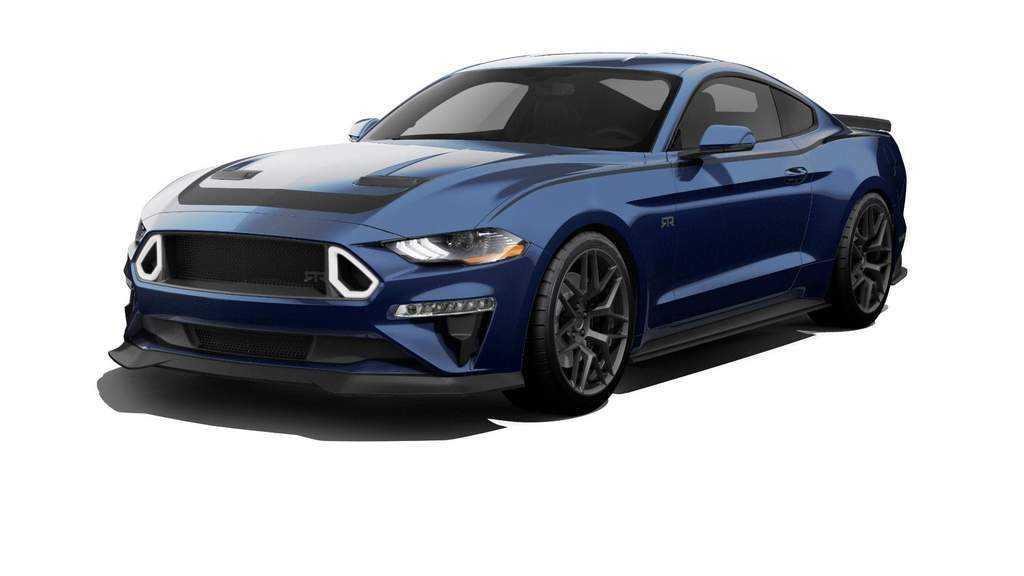 2021 Mustang RTR
