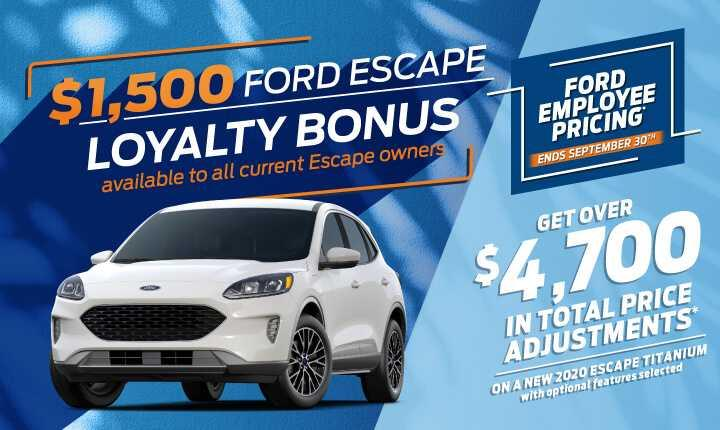 Escape Bonus Loyalty