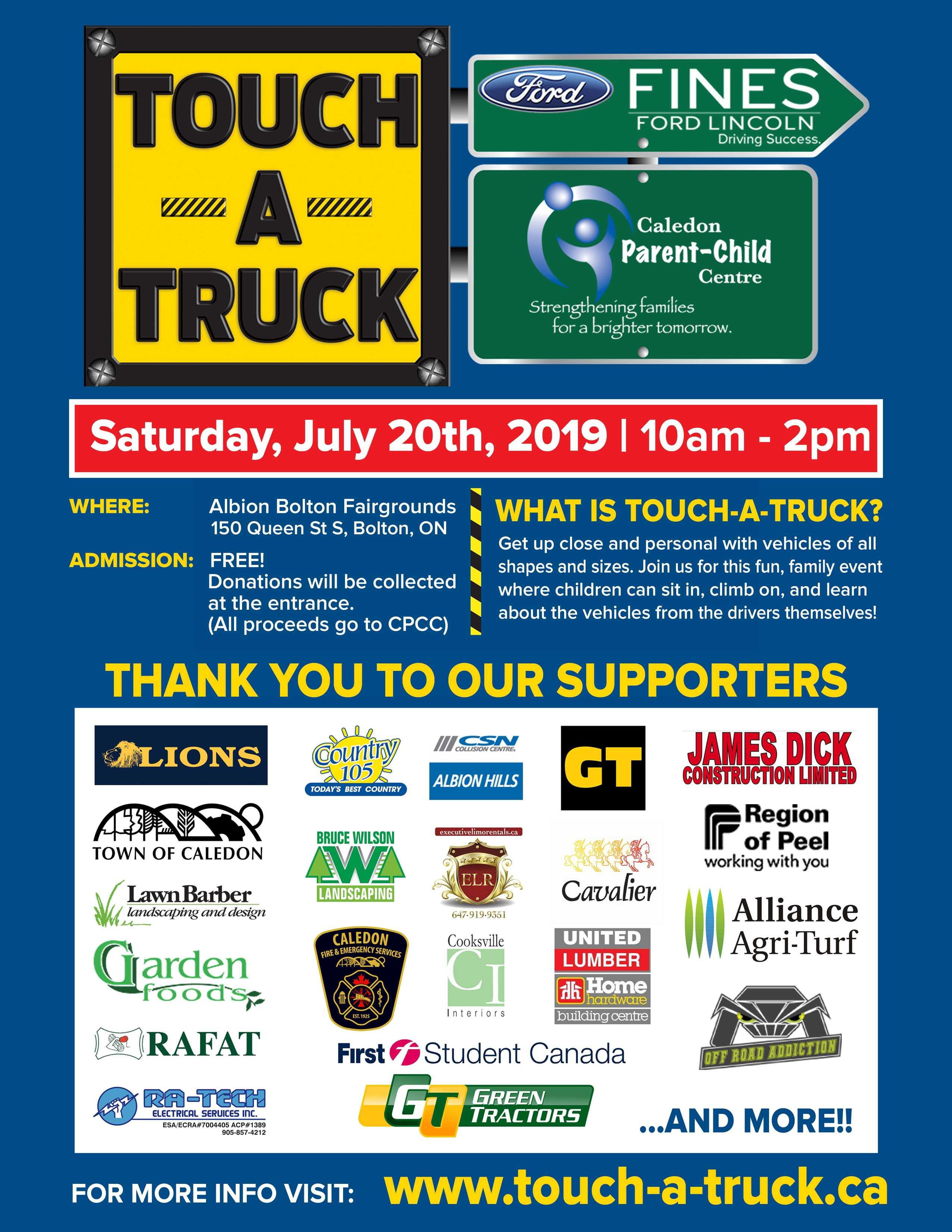 Touch-A-Truck-Caledon- 2019