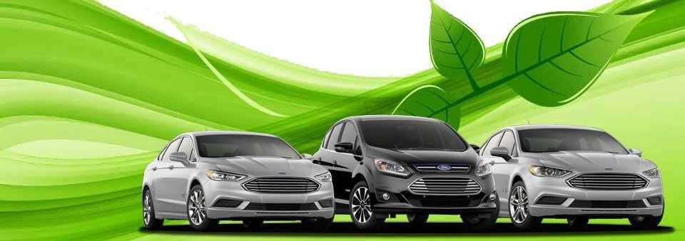 Ford & Lincoln Hybrid Vehicles image