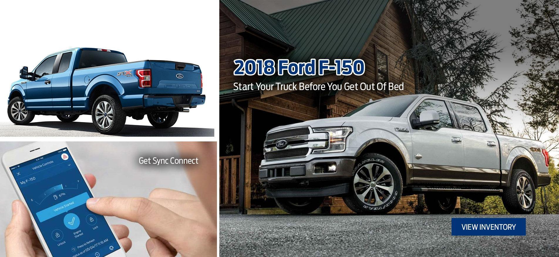 2018 F-150 Kindersley Tisdales Ford