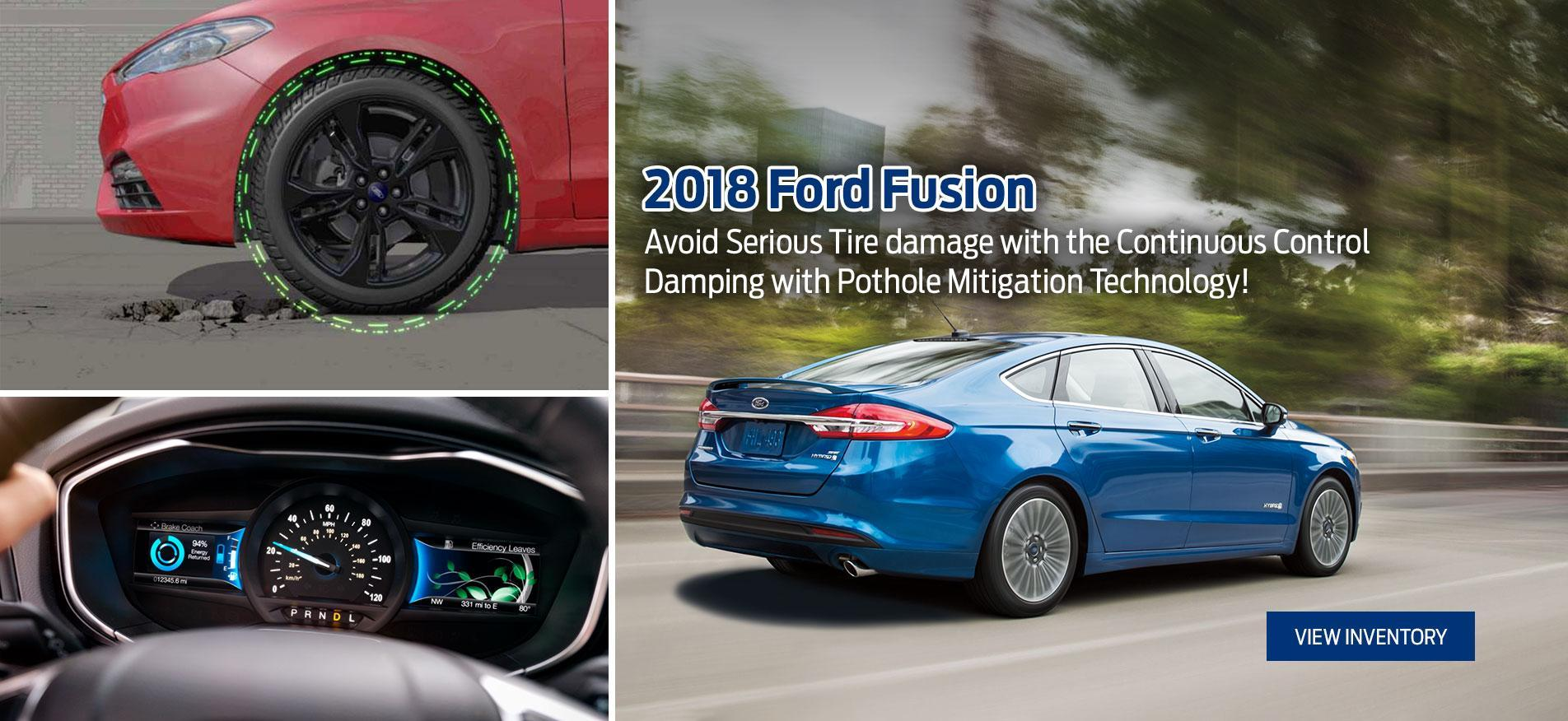 2018 Fusion Kindersley Ford TIsdales
