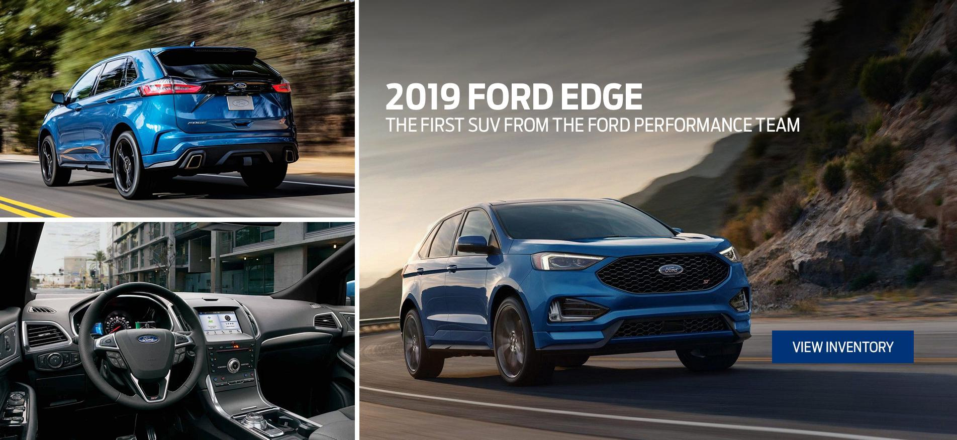 2018 Edge Tisdales Kindersley Ford